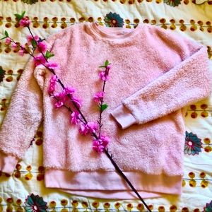 Tops - TeddyBear Sweater cozy inside and out!